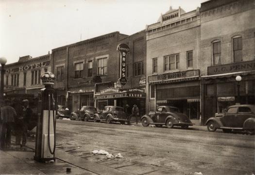 Drug Store 1930's_0001